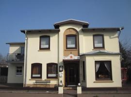 Villa Wolkenlos, Dahme