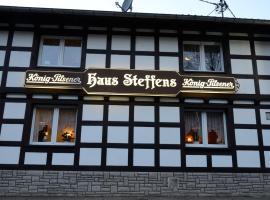 Landhotel und Restaurant Haus Steffens, Eitorf (Ruppichteroth yakınında)