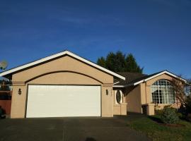 Ping's House, Nanaimo (Lantzville yakınında)