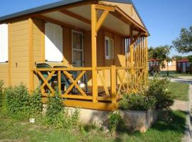 Camping-bungalow Park Sierra de la Culebra, Figueruela de Arriba (рядом с городом Valparaíso)