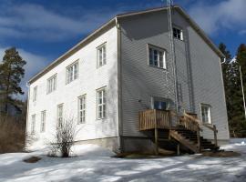 Kemppaalan Maatilalomat, Kypärä (рядом с городом Hyrynsalmi)
