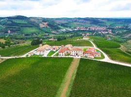 Borgo Conde Wine Resort, Fiumana