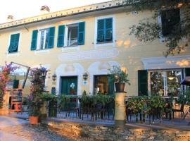 Hotel Montallegro, Rapallo (Berdekatan Coreglia Ligure)