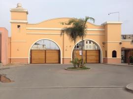 Casa club el Palmar
