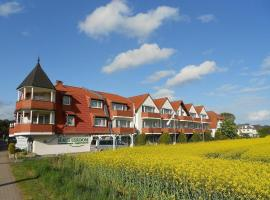 2-Raum-Appartements Haus Usedom