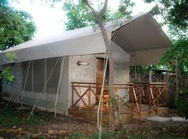 Tetura Luxury Camp, Sagana