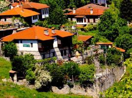Feggaropetra Inn Magic Mountain House, Палайос-Пентелеймонас (рядом с городом Palaioi Poroi)