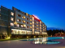 Park Hotel Green Europe, Haskovo (Dimitrovgrad yakınında)