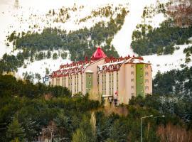 Palan Ski & Convention Resort Hotel, Эрзурум