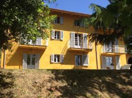 Villa Solferino, Lugnano (Morra yakınında)