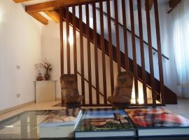 Casa sul Cielo di Burano, Burano