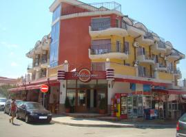 Hotel Bellisimo, Lozenets