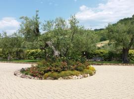 Agriturismo Poggio Agli Ulivi, Montesicuro (Near Offagna)