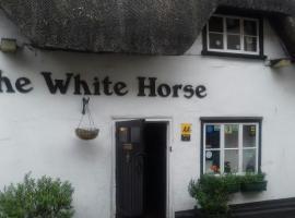 White Horse Inn, Андовер (рядом с городом Grateley)