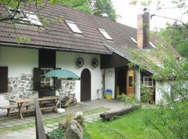 Penzion u Kamenného Kola, Adamov (Babice nad Svitavou yakınında)