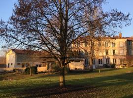 Chambres d'hôtes Le Domaine de Stanislas, Lunéville (рядом с городом Dombasle-sur-Meurthe)
