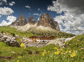 Passo Sella Dolomiti Mountain Resort