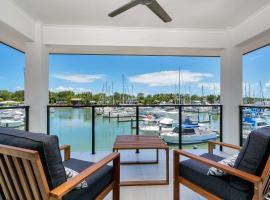 Holiday Home on The Marina