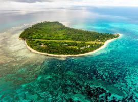 Denis Private Island Seychelles