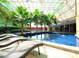 ZEN Rooms Sunshine City Suites