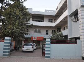 Hotel Durga, Ābu Road (рядом с городом Māwāl)