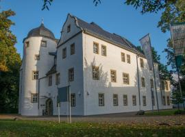 Schlosshotel Eyba, Saalfeld (Gräfenthal yakınında)