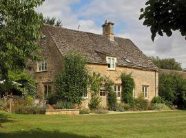 Bookers Cottage, Bruern (рядом с городом Idbury)