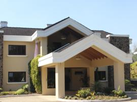 Casa Imperial Coban, Santa Cruz Verapaz (рядом с городом Purulhá)