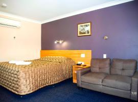 SunPalms Motel, Rockhampton (Gracemere yakınında)