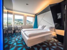 Magic Hotel Solheimsviken