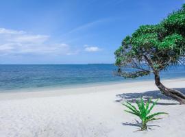 Trikora Beach Club, Teluk Bakau