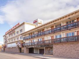 Ramada by Wyndham Elko Hotel at Stockmen's Casino