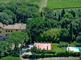 Villa Enea, Villanova (Sant'enea yakınında)