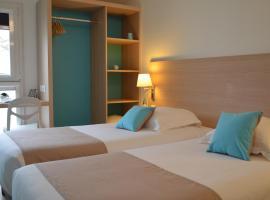 Inter-Hotel Saint-Gilles-Croix-de-Vie Port la Vie, Сен-Жиль-Круа-де-Ви