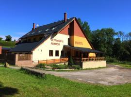 Pension Mandl, Řetová (Dolní Libchavy yakınında)