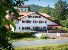 Logis Hotel Ur-Hegian, Aïnhoa
