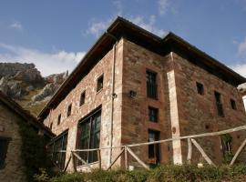 Hosteria Del Huerna, Риоспасо (рядом с городом Траслакрус)