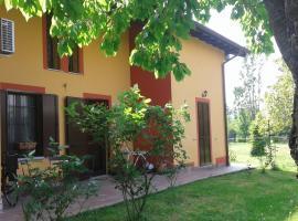 Villa Anna Bed & Breakfast, Collecchio (Lemignano yakınında)