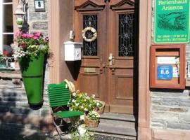 Ferienhaus Arianna, Traben-Trarbach