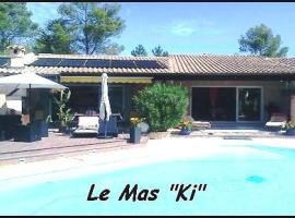Le Mas Ki, Bagnols-en-Forêt