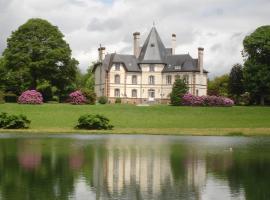 Chateau de la Hersonnière, Gomené