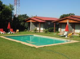 Planet Hotel HollyBum, Lubumbashi