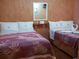Hotel Aries Tlaxcala