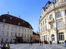 Casa Lucretia - Centrul Sibiului