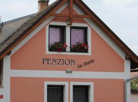 Penzion Na Statku, Starý Vestec (Český Brod yakınında)