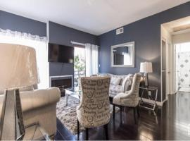 Upscale 2Bed 2Bath & Gated Parking