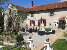 Le Petit Moulin, Saint-Hilaire (рядом с городом Chavenon)