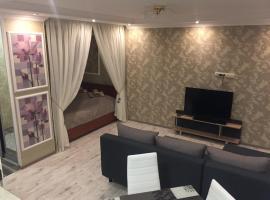 Apartment on Leninskiy 127