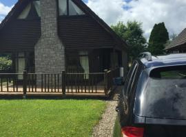 Lodge in Portumna Ireland, Portumna (рядом с городом Ballinderry)