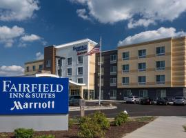 Fairfield Inn & Suites by Marriott Geneva Finger Lakes, Geneva